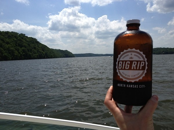 growler at Lake