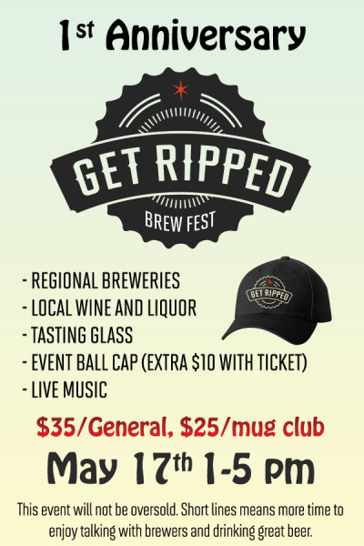 Get Ripped Brew Fest